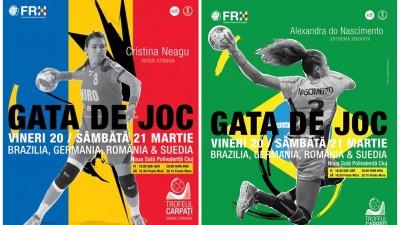 Cum comunica FRH competitia de handbal feminin Trofeul Carpati