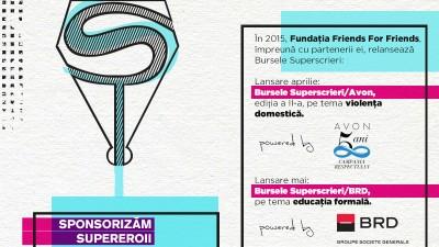 Bursele Superscrieri - 18 000 de euro pentru realizarea a 9 proiecte jurnalistice