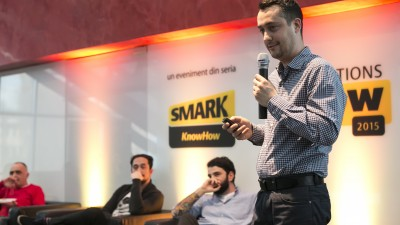 [SMARK KnowHow: Promotions Now 2015] Cum te premiaza creativii