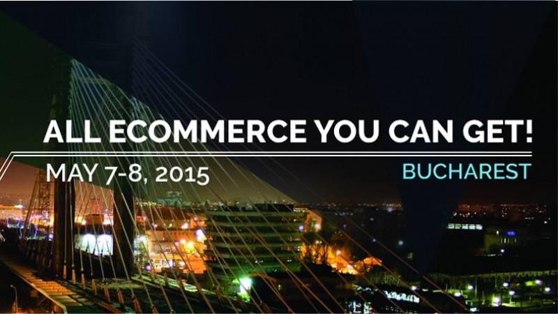 In 7-8 mai, Bucuresti devine capitala comertului online