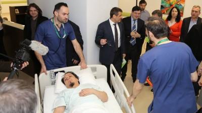 """Geometry Global comunica pentru primul """"spital ca in filme"""": Ponderas"""