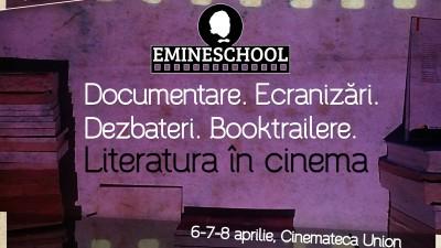 In mai putin de o saptamana, in Bucuresti debuteaza primul festival independent de film cu specific literar: Emineschool BFF