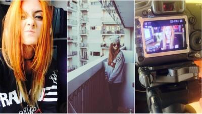 [Vlogging-ul autohton] Bianca Adam aka Tequila: Am reusit deja ce mi-am propus. Intr-un fel, am mutat videoblogul in mediul televiziunii