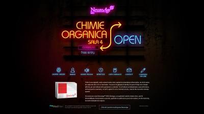 NeuroAge NRG - website