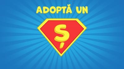 """""""Adoptă un Ș"""" – sau cum să redescoperi limba română"""