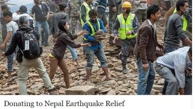 In efortul de a sprijini Nepalul