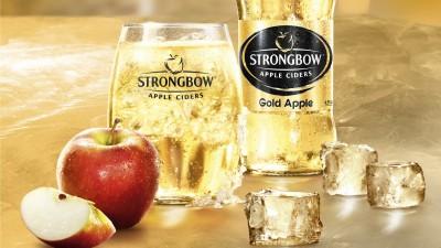 Heineken a lansat in Romania Strongbow, marca de cidru numarul 1 in lume