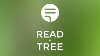 "Noi titluri gratuite doar in aplicatia de mobil ""Read a Tree"""