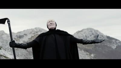 Canta Moartea pe campii: hai sa va adun, copii