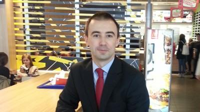 Bogdan Toacse (McDonald's Romania): Prin comunitatile online, putem evalua obiceiurile de consum, trendurile, interactiunea cu consumatorii sau experienta pe care o oferim clientilor in restaurante