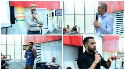 [SMARK KnowHow: Brands and Communities 2015]: Antreprenorii vorbesc despre comunitatile construite in jurul propriilor proiecte