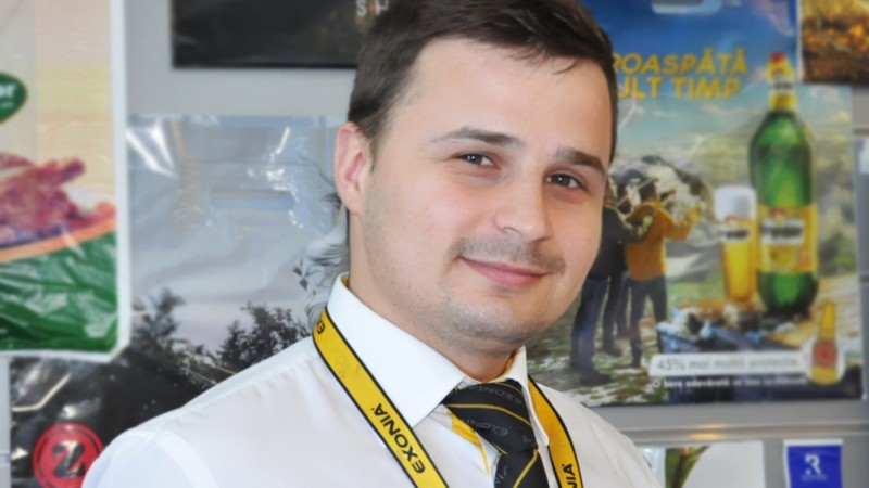 Cosmin Boghiu (Exonia Holding): In proportie de peste 50%, ambalajele noastre ajung la clientii finali prin intermediul agentiilor si distribuitorilor specializati