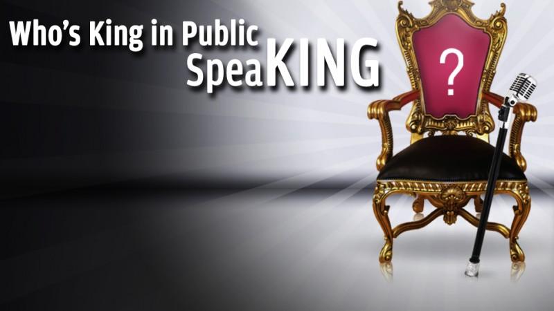 """Compania de training Self Trust Academy organizeaza un show unic in Romania: """"Who`s King in Public SpeaKING""""!"""