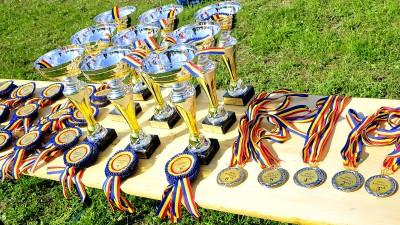 Aur pentru Romania la Transylvania Horse Show 2015