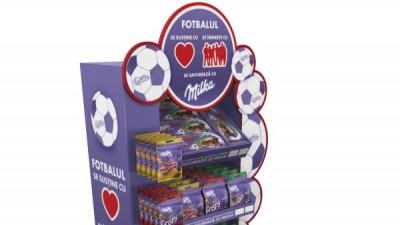 Milka - Display