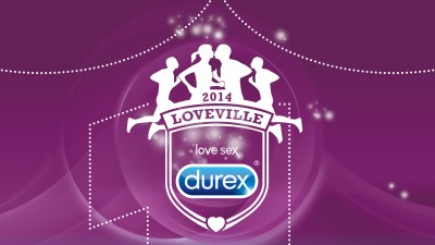 Durex LoveVille - Key Visual