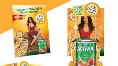 Activia - Cereale integrale