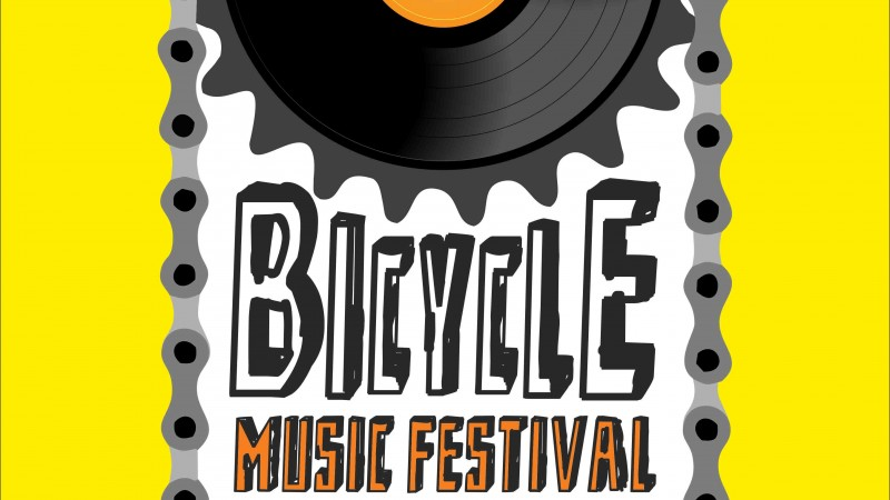 Bicycle Music Festival: primul festival cu muzica la pedale