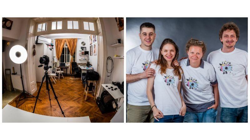 In food styling se intrecura si cu fotografia de produs se luptara, zi de vara pana-n seara: Alexandru Paun Studio