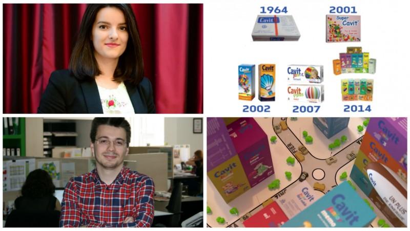 [Brand romanesc] Cristina Gherghe si Bogdan Rada (Biofarm) spun povestea brandului Cavit, inceputa in Romania anului 1964