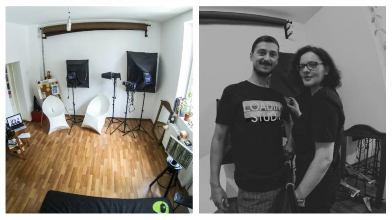 Dezvoltarea fotografiei de studio si documentarea culturii urbane – misiunile Loading Studio