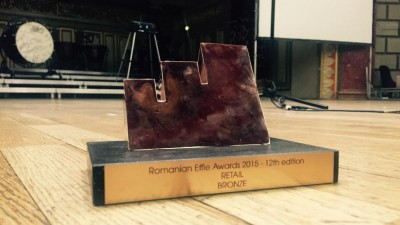 Digital Star, singura agentie de digital premiata la Effie Awards 2015 pentru o campanie 100% digitala