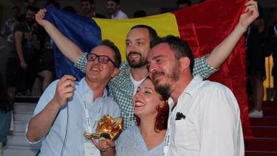 Geometry Global a urcat steagul Romaniei pe scena Cannes Lions