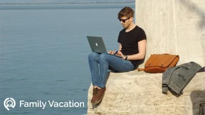 Pavel Ciobanu: Family Vacation a luat avant la sfarsitul lui 2013. Totul a fost construit caramida cu caramida, in timp ce discutam cu reprezentanti ai ambelor categorii de clienti, comunitati de Hosts si Guests