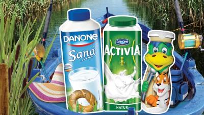 Danone - Fir intins!