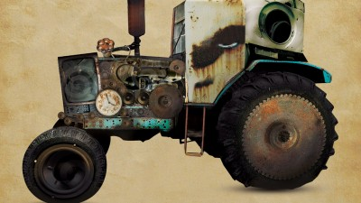 RoRec - Tractorul