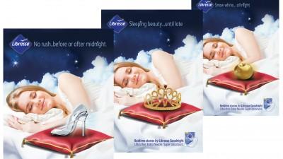 Libresse - Bedtime Stories (propunere Serbia)