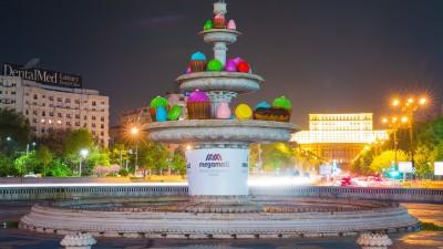 Rusu+Bortun semneaza campania de lansare Mega Mall