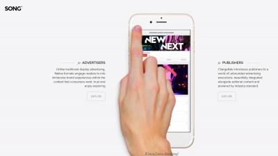 ChargeAds lanseaza Song, prima retea de publicitate Nativa din Romania