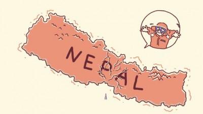 """7 saptamani si 9 zile de """"Bucurie pentru Nepal"""""""