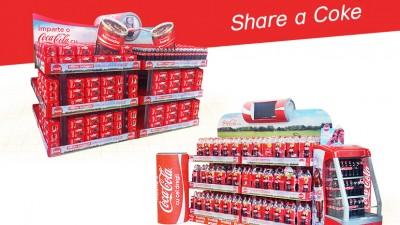 Coca-Cola - Share-A-Coke