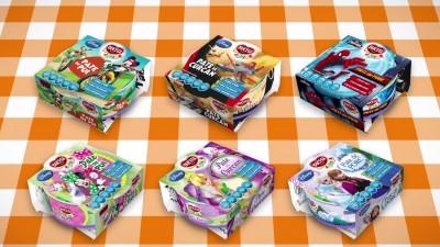 Lowe isi extinde colaborarea cu Scandia Food, printr-o campanie pe pofta copiilor, pentru Pate Bucegi Junior