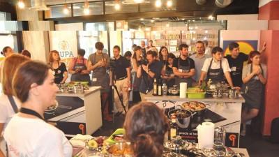 Reportaj-fulger de la Chef Parade: suntem in toiul Cupei Agentiilor la Gatit by Lidl
