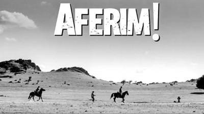Hi Film Productions liciteaza obiecte din recuzita AFERIM! la Festivalul Solidaritatii Pakivalo