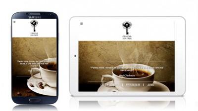 Responsive design - Magazin online Camera din Fata