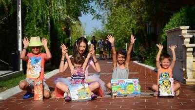 Copiii au ales: aproape 60% dintre micuti prefera in vacanta plastilina Play-Doh