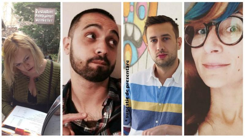 [Drumul spre Gatit: echipele] Patru freelanceri si toti patru: avem un Freesome la Cupa Agentiilor la Gatit by Lidl