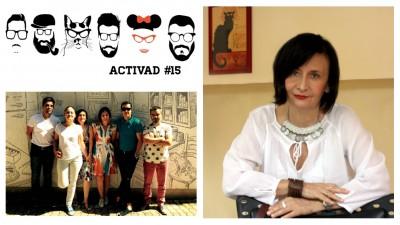Statusul ACTIV AD dupa 15 ani, via Roxana Dragomir: Nu o sa ma auziti ca vreau sa ajungem o agentie full-service cu toate specializarile de pe lume si cu un ditamai departamentul de media