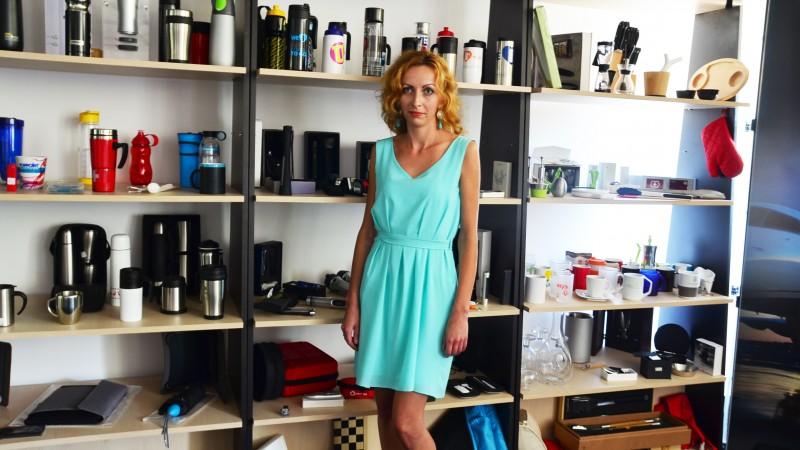 [Drumul spre Gatit] Raluca Macovei (Samdam): Dezvoltam continuu portofoliu de articole promotionale, propunandu-le clientilor nostri ceva mai neobisnuit pentru piata din domeniu