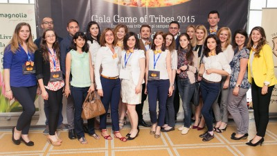 14 proiecte premiate la Gala Game of Tribes, primul eveniment de premiere a celor mai bune campanii de marketing clujene