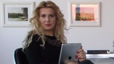 """Cand era mica, Maia Novolan voia sa se faca """"directoreasa"""""""