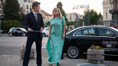 Golin a condus campania de comunicare pentru masina oficiala TIFF: Mercedes-Benz
