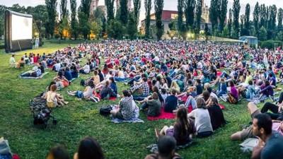 Weekend cu filme la Gradina Botanica: Marele Picnic revine in editie concentrata