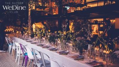 [Drumul spre Gatit: antreprenori] WeDine, un pop-up dinner ca la ei acasa