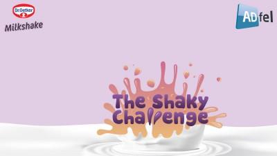 Milkshake aduce The Shaky Challenge la ADfel 2015