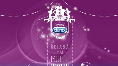 Key Visual Durex LoveVille